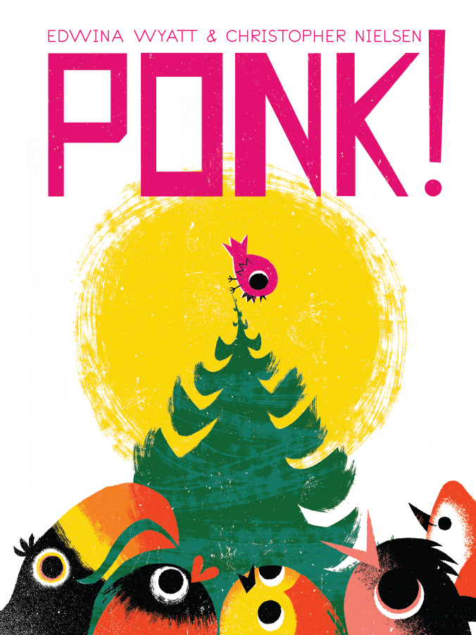 PONK! review: Publisher + Bookseller Magazine