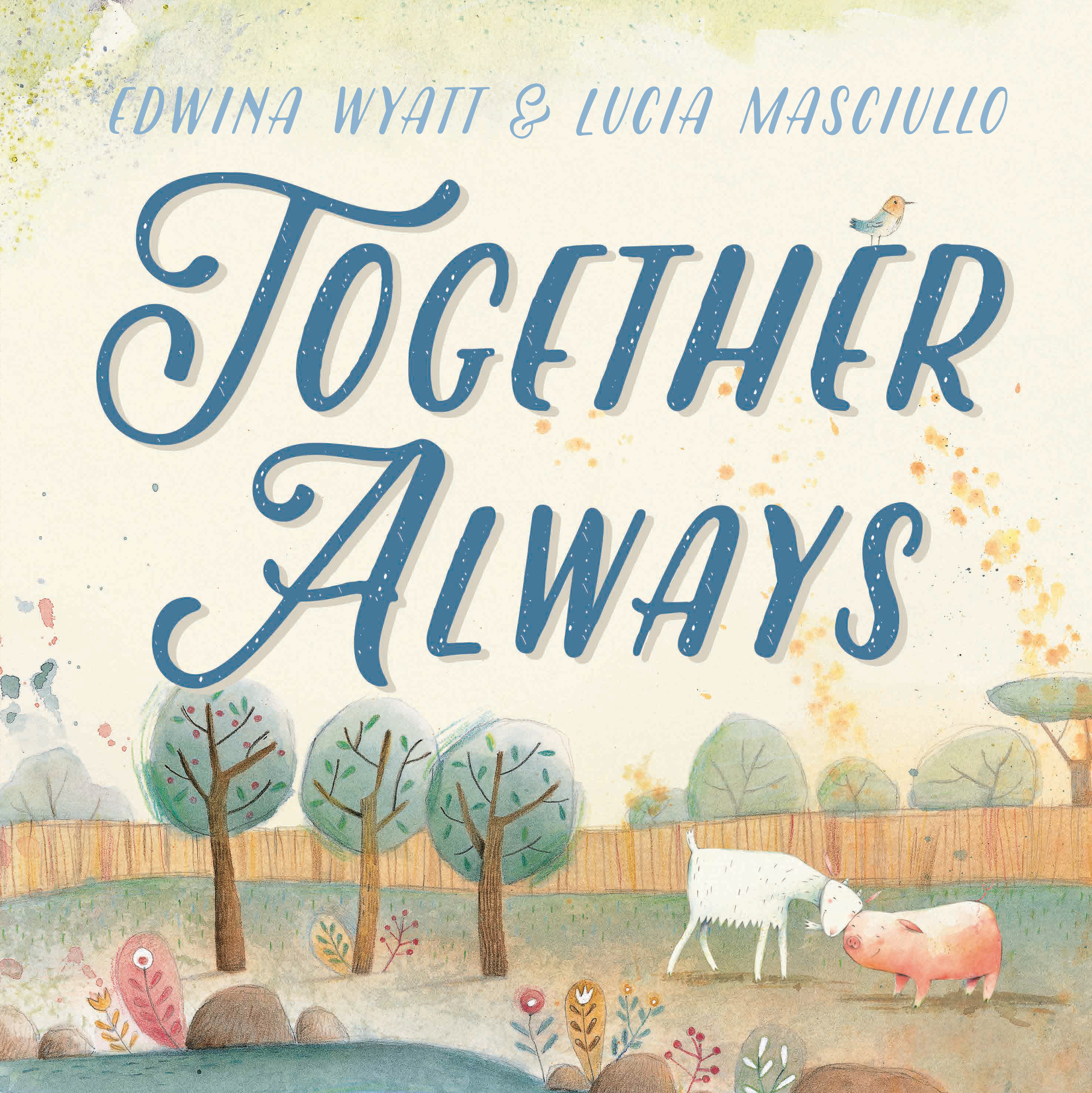 Where The Books Are: Together Always
